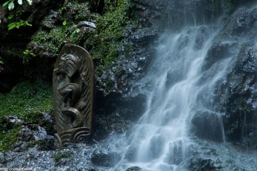 飛龍の滝2